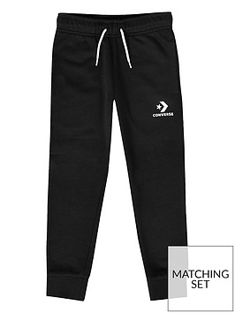 converse-boys-stacked-wordmark-joggers-black