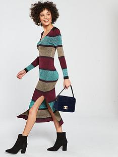 river-island-river-island-lurex-knit-midi-dress-multi