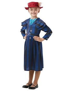 Mary Poppins Mary Poppins Child Mary Poppins Costume Picture
