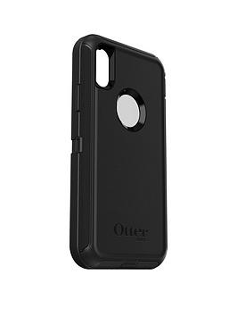 otterbox-iphone-xs-defender-black