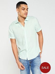 boss-casual-linen-mix-shirt-pistachio