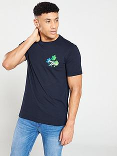 boss-casual-tropical-print-t-shirt