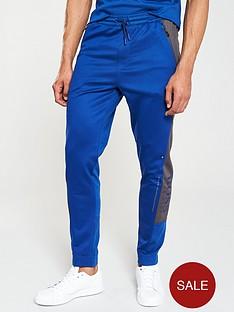 boss-athleisure-colourblock-tech-pant-blue
