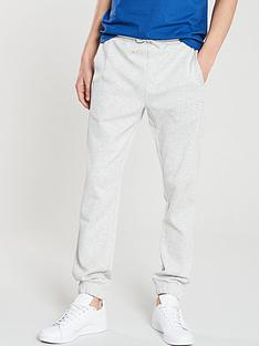 boss-athleisure-cuffed-sweat-pant-light-grey