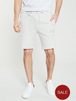 boss-athleisure-sweat-shorts-light-grey