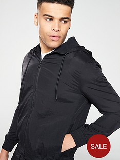 boss-casual-ripstop-track-jacket-black