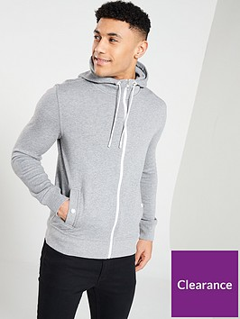 boss-casual-zip-through-hoodie-grey