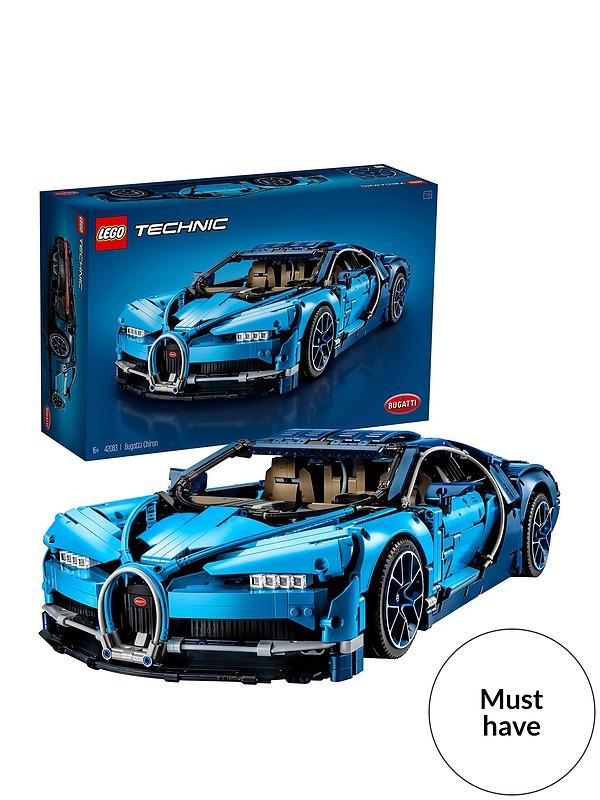 42083 Bugatti Chiron Car