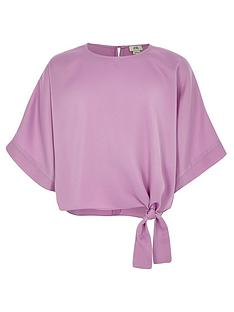river-island-girls-tie-side-t-shirt-pink