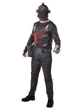 Fortnite Fortnite Adult Black Knight Jumpsuit Picture