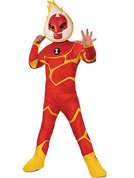 Ben 10   Heatblast Costume