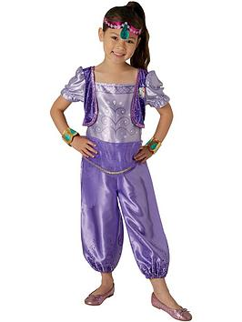 Very Shimmer & Shine Shimmer Childs Costume - Purple Picture