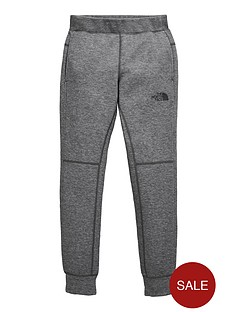 the-north-face-boys-slacker-pants-grey-heather