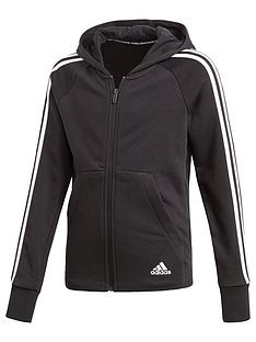 adidas-girls-mh-3-stripe-full-zip-hoodie