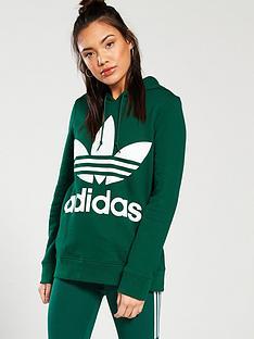 adidas-originals-trefoil-hoodienbsp--greennbsp