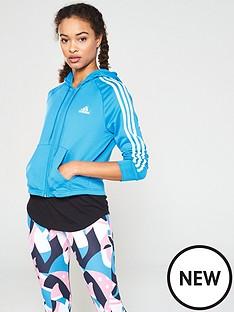 adidas-hoodienbspamp-tight-set-bluenbsp