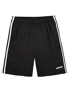 adidas-boys-3-stripe-woven-short