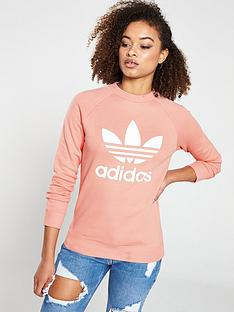 adidas-originals-trefoil-crew-sweat-pinknbsp