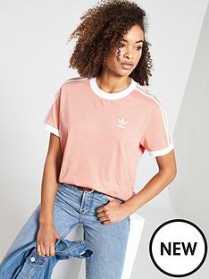 adidas-originals-3-stripes-tee-pinknbsp
