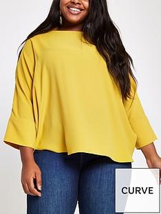 ri-plus-batwing-top-yellow
