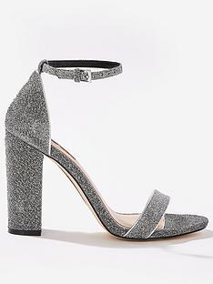 miss-selfridge-lurex-glitter-block-heeled-shoes-silver