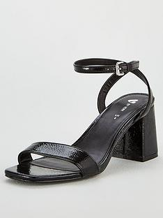 v-by-very-buttercup-square-toe-block-heel-ankle-strap-sandal-black