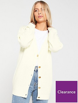 v-by-very-v-front-and-back-button-through-cardigan-cream