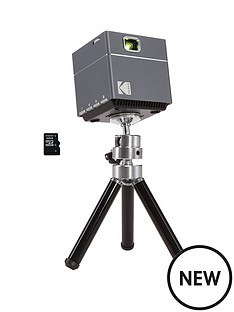 kodak-cube-pocket-pico-projector-with-tripod-andnbsp32gbnbspmicro-sd-card