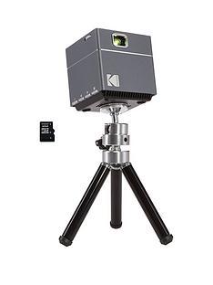 kodak-wi-fi-cube-pocket-pico-projector-withnbsptripod-andnbsp32gbnbspmicro-sd-card
