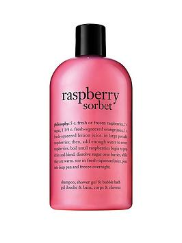 Philosophy Philosophy Philosophy Raspberry Sorbet Shower Gel 480Ml Picture