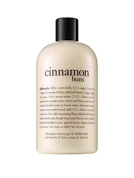 Philosophy Philosophy Philosophy Cinnamon Buns Shower Gel 480Ml Picture