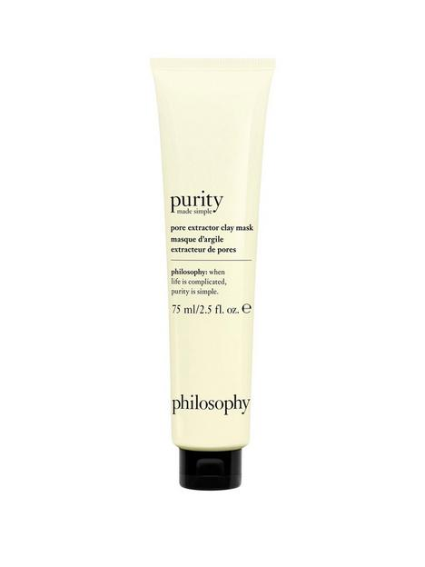 philosophy-purity-exfoliating-clay-mask