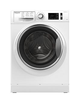 Hotpoint Hotpoint Active Care Nm111045Wca 10Kg Load, 1400 Spin Washing  ... Picture