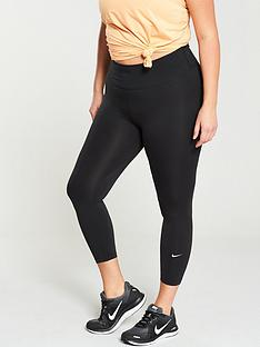 nike-the-one-crop-legging-curve-black