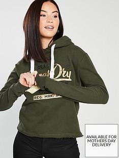 superdry-superdry-real-originals-bonded-satin-college-crop-hoodie