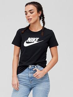 nike-sportswearnbspessential-ss-tee-black