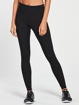 5bcdd6ac333396 Nike The One Lux Legging - Black | littlewoods.com