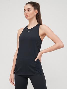Nike Nike Training Pro Tank Top - Black Picture