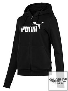 puma-logo-hooded-jacket-black