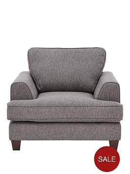 ideal-home-camden-woven-fabric-armchair