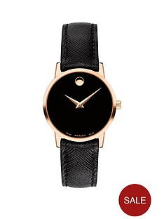 movado-movado-museum-black-and-rose-gold-detail-black-leather-strap-ladies-watch