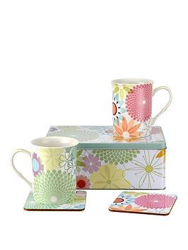portmeirion-crazy-daisy-5-piece-tea-set-with-tin