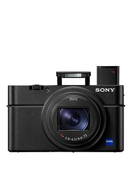 Sony Sony Dsc-Rx100 Vi Cyber-Shot Digital Camera - Broad Zoom Range And  ... Picture