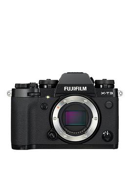 Fujifilm Fujifilm X-T3 Body Only - Black Picture
