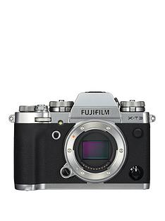 fujifilm-x-t3-camera-body-only--nbsp26-megapixel-3-inch-lcd-4k-silver