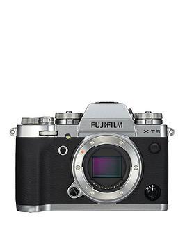 Fujifilm Fujifilm X-T3 Body Only - Silver Picture