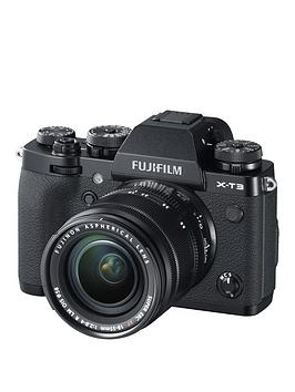 Fujifilm    X-T3 With Xf18-55Mm Lens (Black)