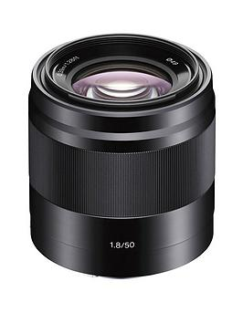 sony-sel50f18b-e-50mm-f18-oss-lens-black