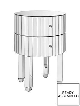 phoebe-round-2-drawer-mirrored-chest