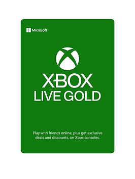 Xbox One   Xbox Live Gold 3 Month Membership - Digital Download